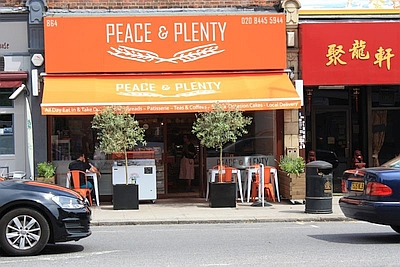 Peace and Plenty Cafe