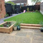 Garden design split level