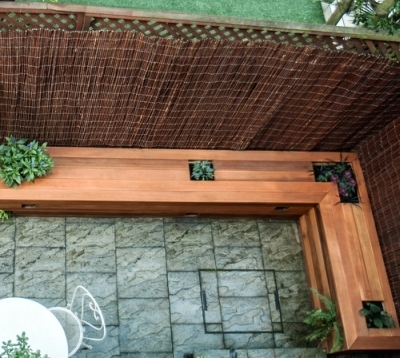 Courtyard Garden – small but perfectly formed